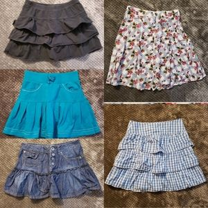 💥Guess bundle deal of size 10 skirts